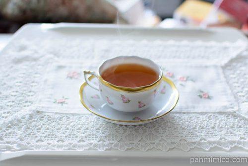 ミントン和紅茶柚子ティーカップ