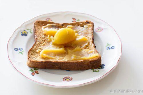 安納芋スプレッドトースト