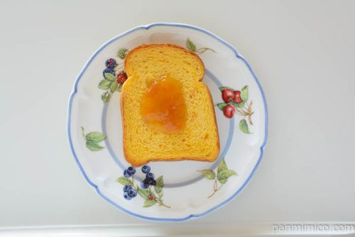 清木場果樹園金柑ジャムトースト