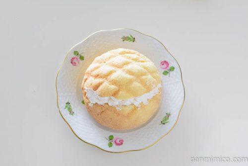 ルパンクリームメロンパン