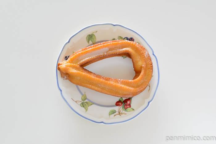 ヤマザキミルクチュロッキー皿盛り