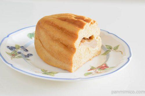 コープこうべ神戸ハイカラ黒糖メロンパン中身
