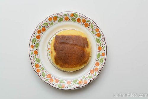 パスコクレームブリュレケーキ皿盛り