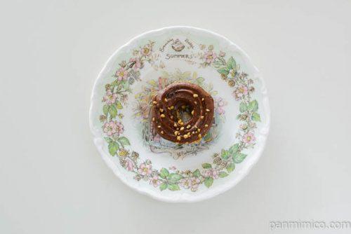 ヨックモックさくさくキャラメリングダブルショコラ皿盛り