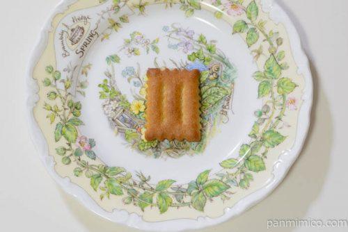 松永製菓スターしるこサンド皿盛り