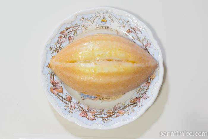フジパンレモンケーキ瀬戸内レモンジュレ皿盛り