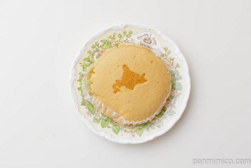 神戸屋北海道生キャラメル蒸しパン皿盛り