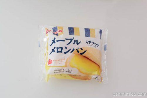 神戸屋メープルメロンパン
