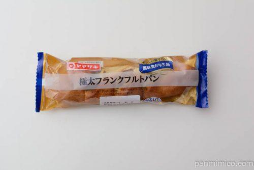 ヤマザキ極太フランクフルトパン
