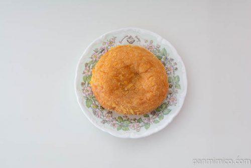 第一パン激辛カレーパン皿盛り