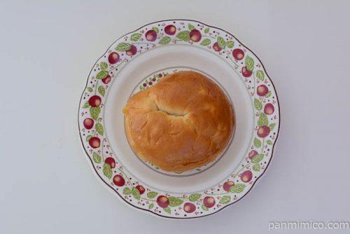 パスコマイベーグルマンゴー&パイン皿盛り