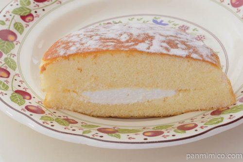 オイシスふんわりリコッタチーズケーキ中身