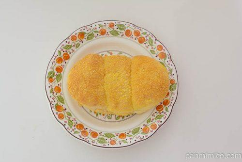 フジパンコーンのぱん皿盛り