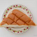 ファミマふんわり食感のちぎれる三角サンド(練乳ミルク)皿盛り