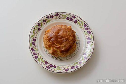 ローソンパイナップル&カスタードパイ皿盛り
