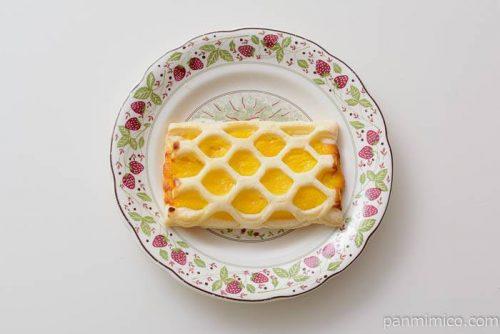 ファミマ爽やかな甘酸っぱさ広がる瀬戸内レモンパイ皿盛り