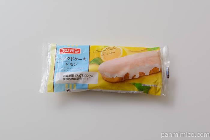 フジパンベイクドケーキレモン