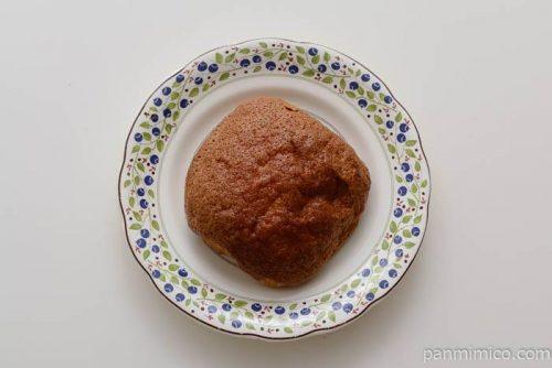 神戸屋塩キャラメルマカロンパン皿盛り