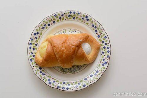 オイシス瀬戸内レモン&ミルクホーン皿盛り
