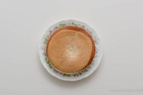 ヤマザキ塩バター風味クッキーケーキ皿盛り