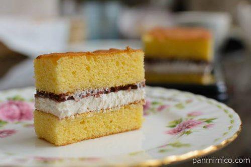 モンテールシベリアケーキ皿盛り