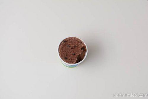 ベン&ジェリーズチョコレートファッジブラウニー中身