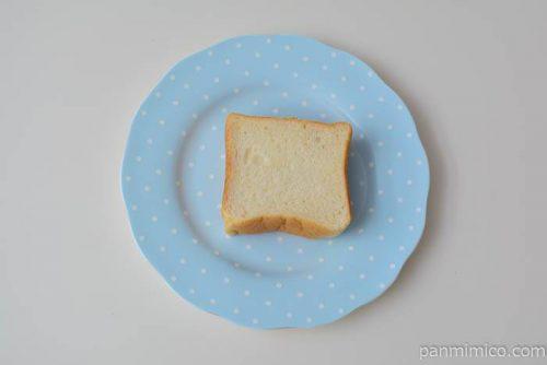 タカキベーカリー阿蘇牛乳のミルクブレッド皿盛り