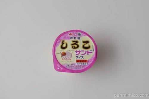 井村屋しるこサンドアイス