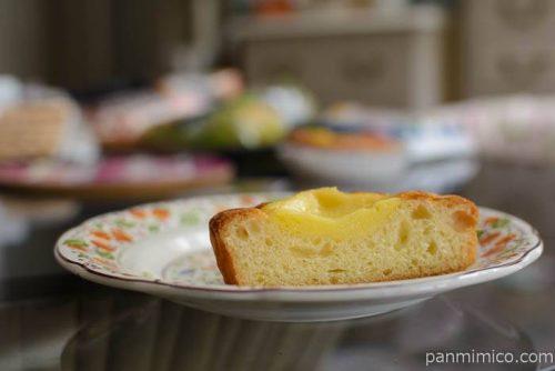 神戸屋レモンチーズケーキパン中身