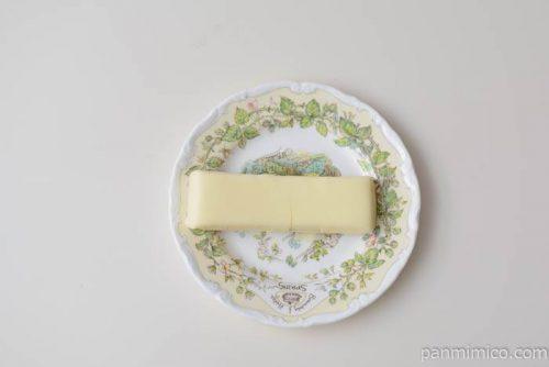 森永ニューチーズスティック皿盛り