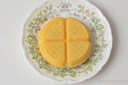 グリコSUNAOチョコモナカ皿盛り