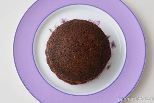 第一パンダイドーコーヒーパンケーキ皿盛り