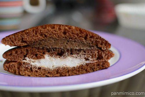 第一パンダイドーコーヒーパンケーキ中身