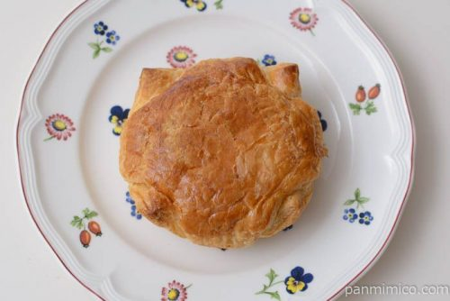 ローソン国産ふじりんごカスタードパイ皿盛り