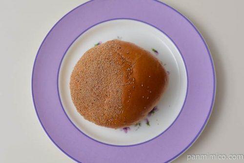 ファミママロンクリームパン皿盛り