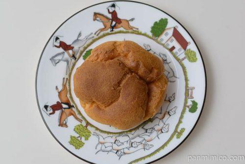 梅屋米粉シュークリーム皿盛り