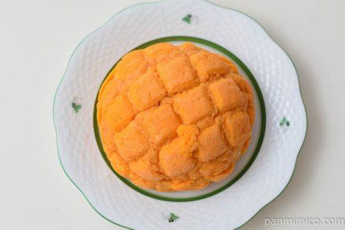 パスコ国産小麦の北海道メロンパン皿盛り