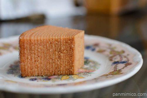 ねんりん家ストレートバーム楓ざら芽メープル風味皿盛り