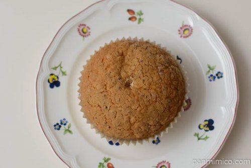 ヤマザキキャラメルメロンパン皿盛り