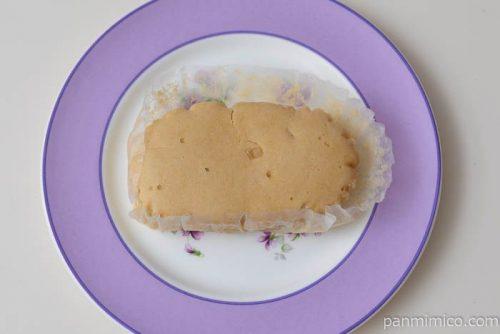 第一パンラ・ベットラりんごとシナモンのスチームケーキ皿盛り