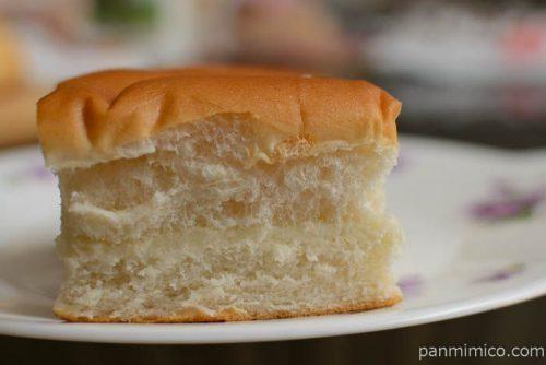 パスコ牛乳パン信州りんご中身