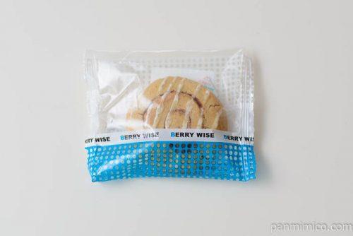 ベリーワイズシナモンロールクッキー