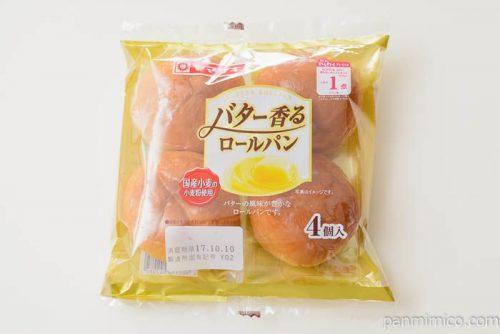 ヤマザキバター香るロールパン
