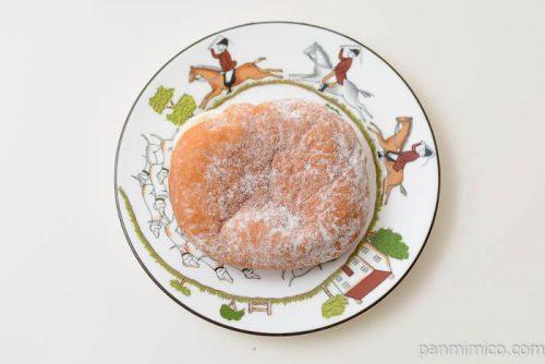 セブンイレブンもちもちこしあんドーナツ皿盛り
