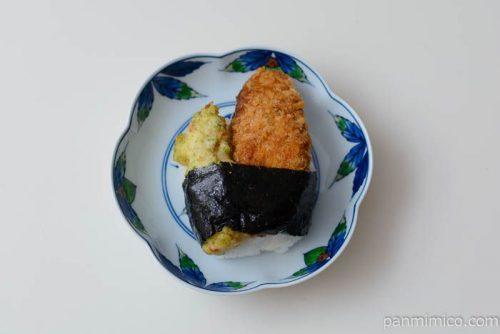 ファミマ海苔弁風おむすび