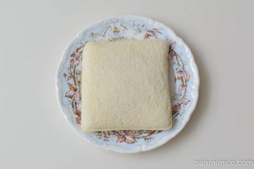 フジパンスナックサンド完熟トマト&とろ~りチーズ皿盛り