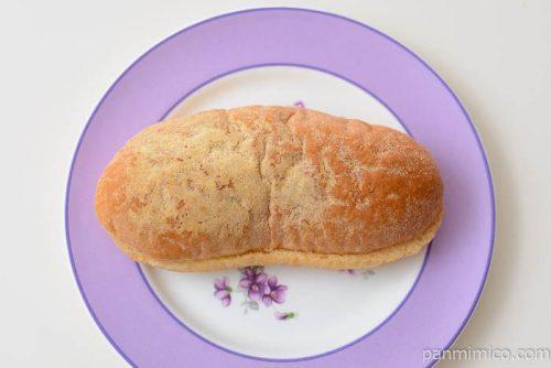 ファミマ揚げコッペパンきなこ皿盛り