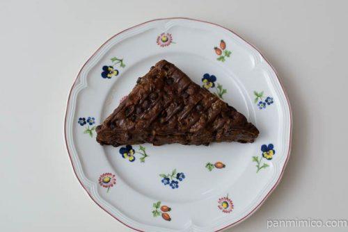 ヤマザキチョコデニッシュスコーン皿盛り