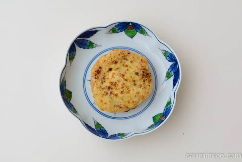 ファミマチーズ&ベーコン(燻製風味)皿盛り