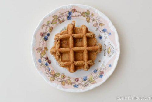 パスコ低糖質ワッフルブラン皿盛り